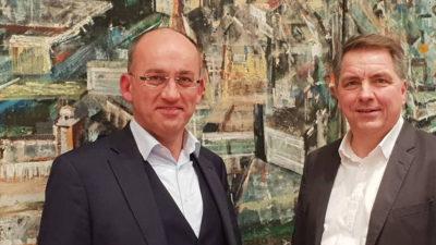 Treffen mit Jürgen Krogmann